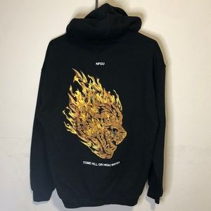 DARC Come Hell or High Water Hoodie